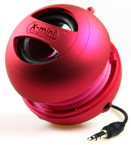 X-Mini Ii Xam4-P Portable Capsule Speaker, Mono, Pink