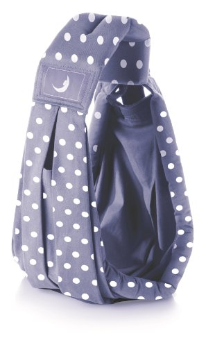 We-Made-Me-theBabaSling-Classic-Baby-Carrier-Polka-Blue