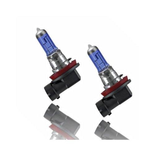 Akhan H835W - Xenon Look Halogen Lampen Set H8 12V 35W Super White