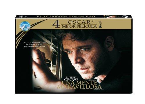 Una Mente Maravillosa - Edición Horizontal [DVD]