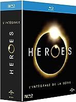 Coffret Intégrale Heroes [Blu-ray]