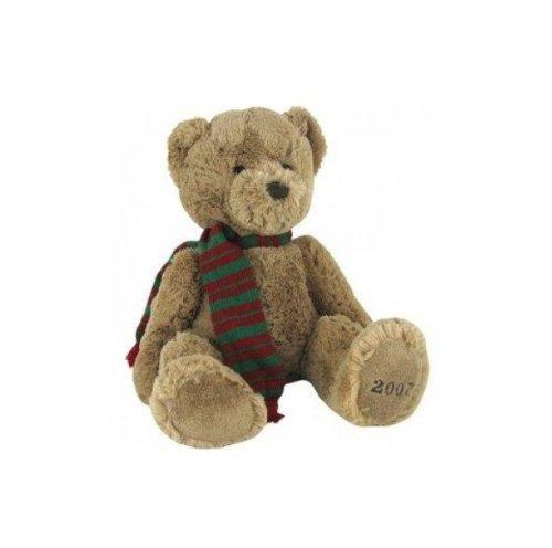 18 Inch Plush Bombay Shelby Bear Stuffed Animal by Russ Berrie,2007