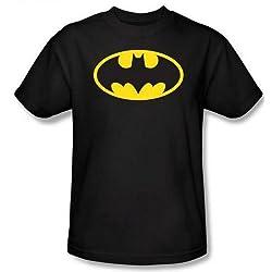 TeeShirtPalace Batman Classic Logo T-Shirt