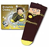 Brownie Oddie Book and Sock Set (Oddies Book & Socks Sets)