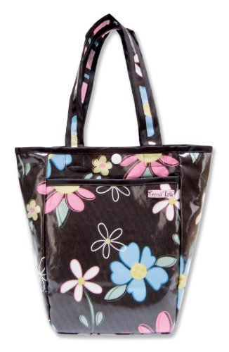 Trend Lab Mini Diaper Tote Bag, Blossoms by Trend Lab (English Manual)