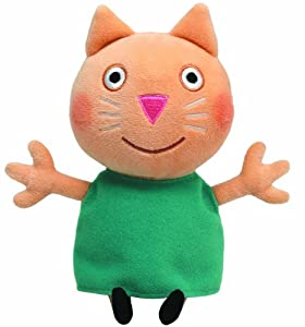 Baby - CANDY CAT (UK Exclusive - Peppa Pig) by TY Peppa: Toys & Games