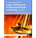 img - for Fundamental Aspects of Legal, Ethical & Professional Issues (Fundamental Aspects of Nursing S.) (Paperback) - Common book / textbook / text book
