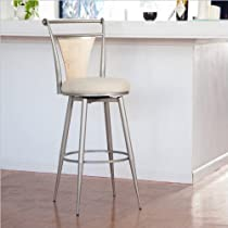Super 2014 Sale London Swivel Bar Stool Champagne 44 5Quoth X Onthecornerstone Fun Painted Chair Ideas Images Onthecornerstoneorg