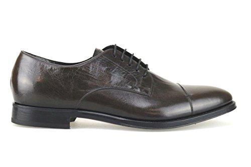 scarpe uomo FABI 46 EU classiche T.moro pelle AK930