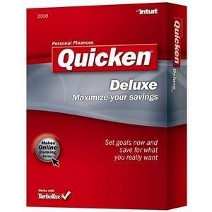 Quicken Deluxe 2008