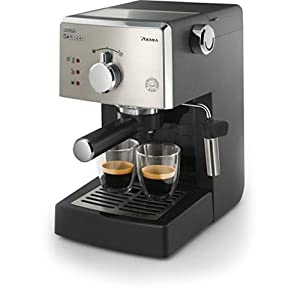 Saeco HD8325/01 Machine à Espresso Manuelle Poemia Classe