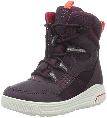 Ecco Urban Snowboard, Stivali da Neve Bambina, Viola (Night Shade/Night Shade/MAUVE50125), 29 EU
