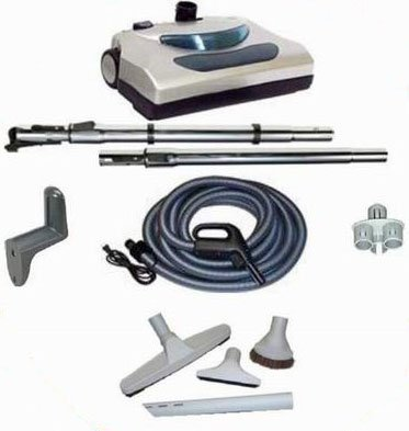 Central Vacuum Hoses And Attachments front-397641