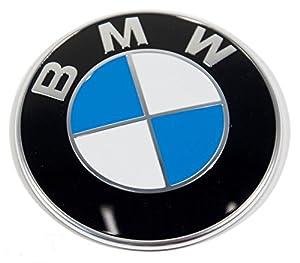 100 Original Bmw Emblem Logo Original Bmw On Hood 82mm For All Models Bmw E30 E36 E46 E34 E39 E60 E65 E38 X3 X5 X6 3 4 5 6 7 8 from BMW