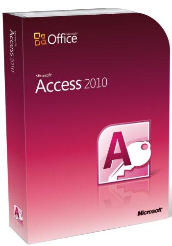 Microsoft Access 2010 32/64bit DVD