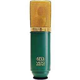 MXL V67Q Stereo Condenser Microphone with Stereo XLR Cable