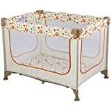 Dream On Me Zodiak Portable Playard, Beige (Discontinued by Manufacturer)