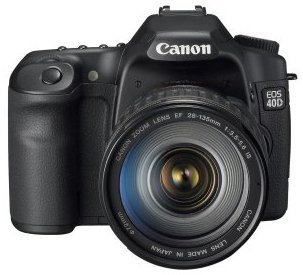 Canon EOS 40D (with 28-135mm IS Lens) is one of the Best Digital SLR Cameras for Travel Photos Under $3000