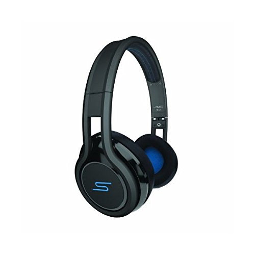 Sms Audio Street By 50 Cent Wired On-Ear Headphones - Black