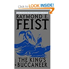 The King's Buccaneer by Raymond E. Feist