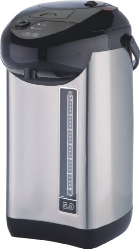 Pro Chef PC7060 5-Quart Hot Water Urn, Stainless Steel (Coffee Urn Pump compare prices)