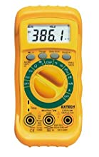 Extech MN26T Autoranging Multimeter with Capacitance, Frequency, and also Temperature Function including a Separate Temperature Probe