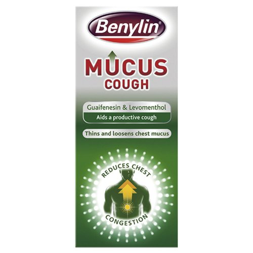 Benylin Mucus Relief Chesty Cough 150 ml