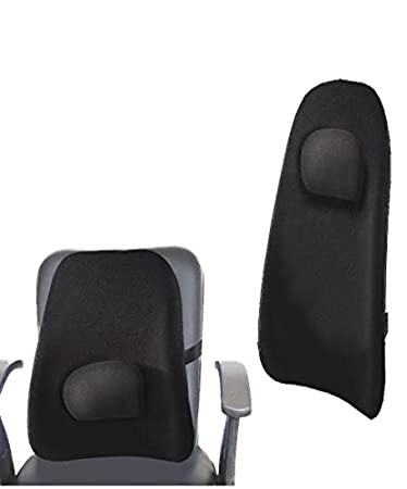 Small Backrest Support for fice Chair Car Backache Lower Back Pain Lumbar Support Back