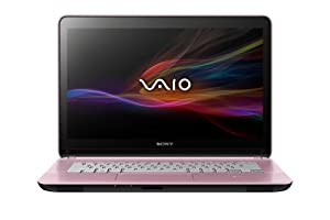 Sony VAIO Fit Series SVF14218CXP 14-Inch Core i7 Touch Laptop