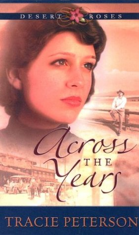 Across the Years (Thorndike Press Large Print Christian Romance Series)