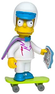 The Simpsons Series 8 Action Figure Daredevil Bart