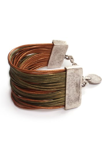 JousJous Bracelet  Multiple Strands of Genuine