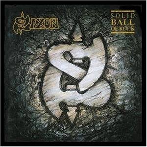 Saxon - Solid Ball of Rock - Zortam Music