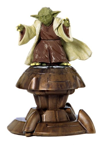 Star Wars Yoda Jedi Master Attack of the Clones Action Figure