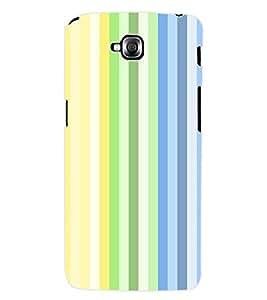 ColourCraft Colour Pattern Back Case Cover for LG G PRO LITE D680