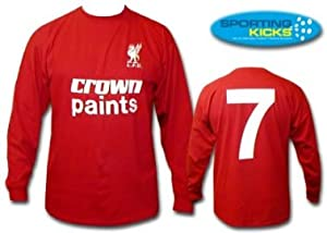Liverpool Fc Retro Shirt by Liverpool FC