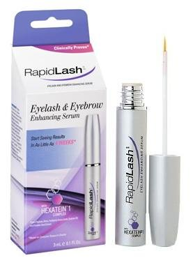 Cheapest RapidLash Eyelash & Eyebrow Enhancing Serum 0.1 fl oz (3 ml) from Rapidlash - Free Shipping Available