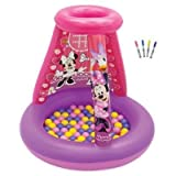 Disney Minnie Mouse Color 'n Play Activity Playland