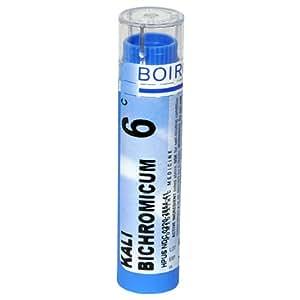 boiron homeopathic medicine kali bichromicum 6c pellets 80 count tubes pack of 5. Black Bedroom Furniture Sets. Home Design Ideas