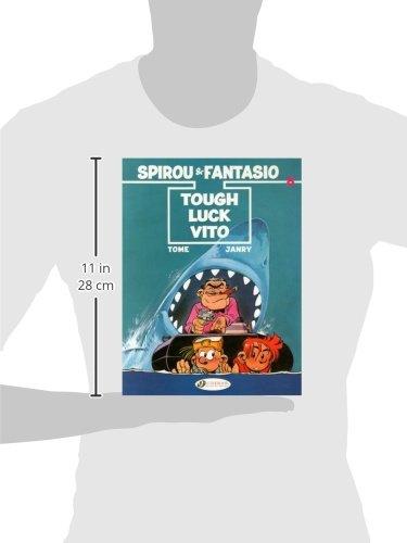 An Adventure of Spirou and Fantasio, Tome 8 : Tough Luck Vito (Spirou & Fantasio)