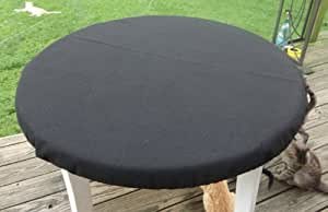 Amazon Com Felt Poker Tablecloth Cover For Round Tables 36 48 60 Or 72 Inch Tables Poker