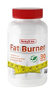Fat Burner Thermogenic Weight Loss Dietary Supplement Metabolism And Energy Booster Made In Usa by Reduxa, Inc.