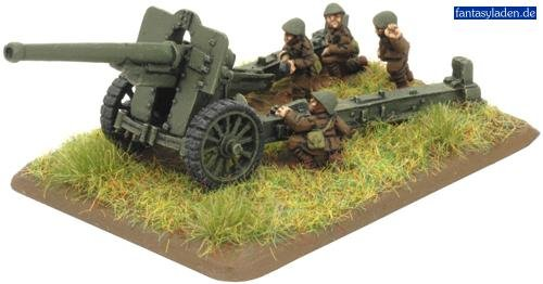 Flames of War: Skoda 150mm M34 Gun - 1