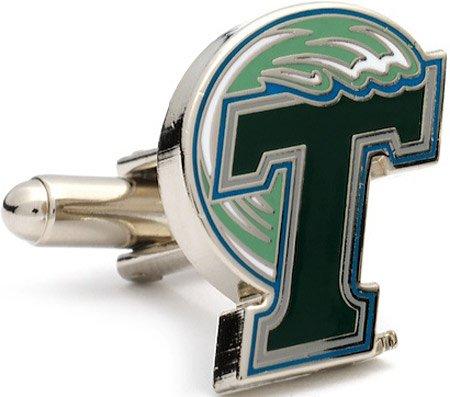 Cufflinks Inc Men's Tulane Green Wave