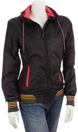 Eastpak Julia Women's Jacket Black Nylon Large