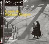 echange, troc Georges Simenon - L'amie de Madame Maigret (coffret de 3 CD)