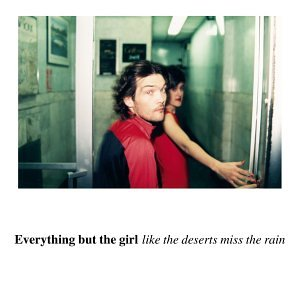 Everything But The Girl - Verve New Releases October 1996 - Zortam Music