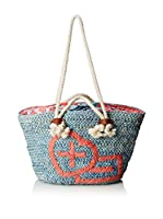 Chiemsee Bolso shopping Orchid (Azul)