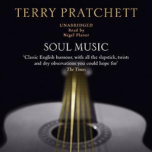 Soul Music Audiobook