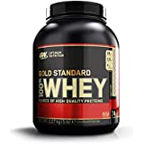 Optimum Nutrition 100% Whey Gold Standard - 5 Lbs (Rocky Road)